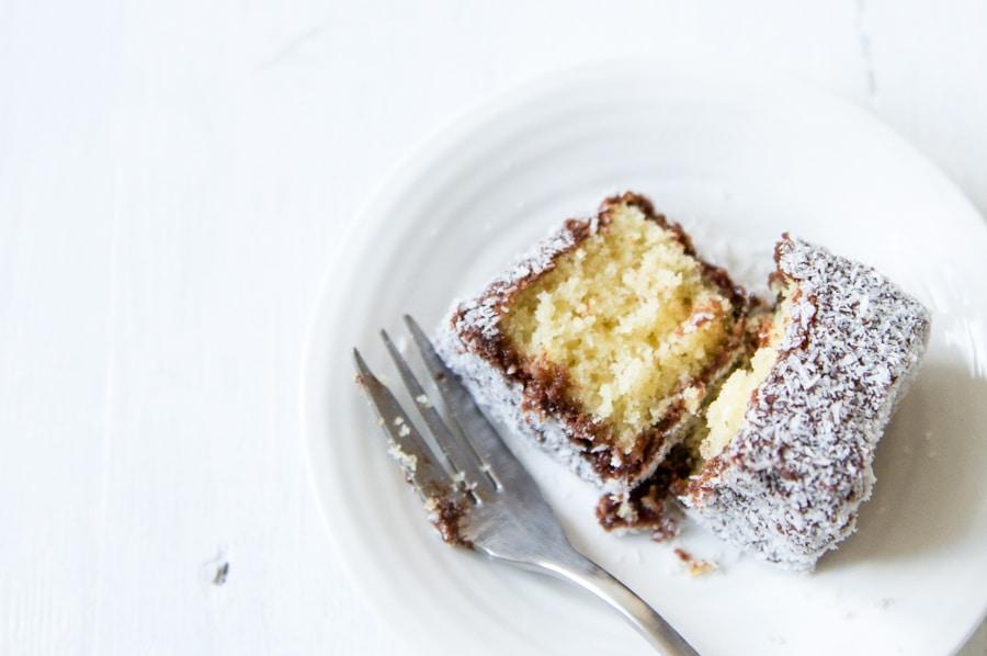 Lamington Recipe - Eat, Little Bird