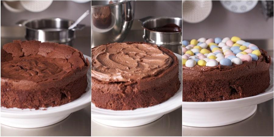 Great photo of simnel cake recipe
