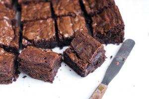 very good chocolate brownies