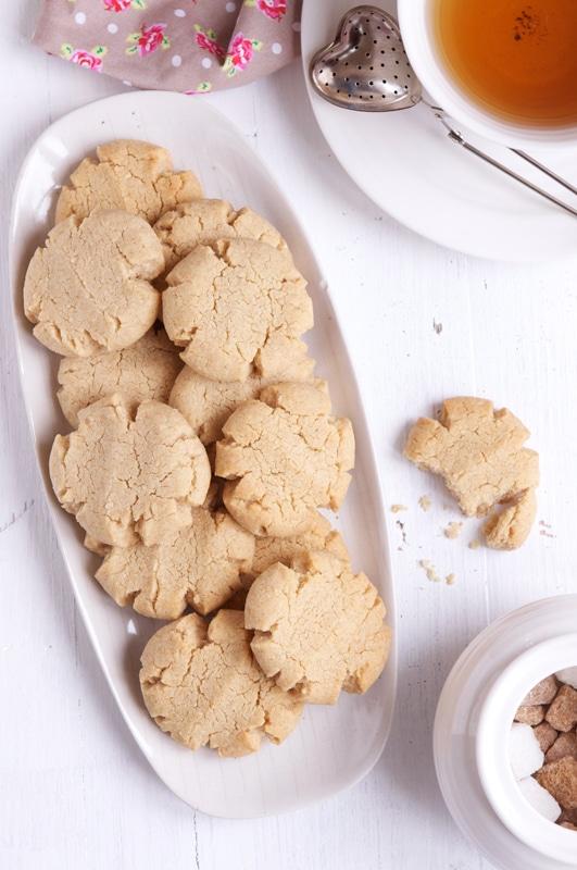 Tahini & Almond Cookies – Eat, Little Bird