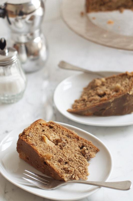 Apple and Walnut Cake – Eat, Little Bird