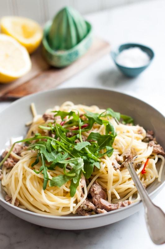 spaghetti tuna 2