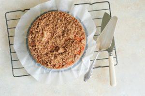 apricot crumble cake 2