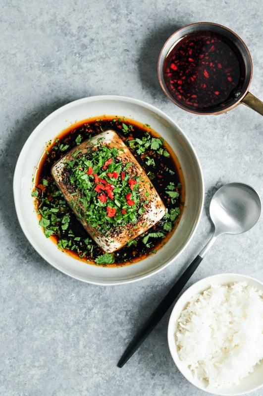 steamed tofu 5