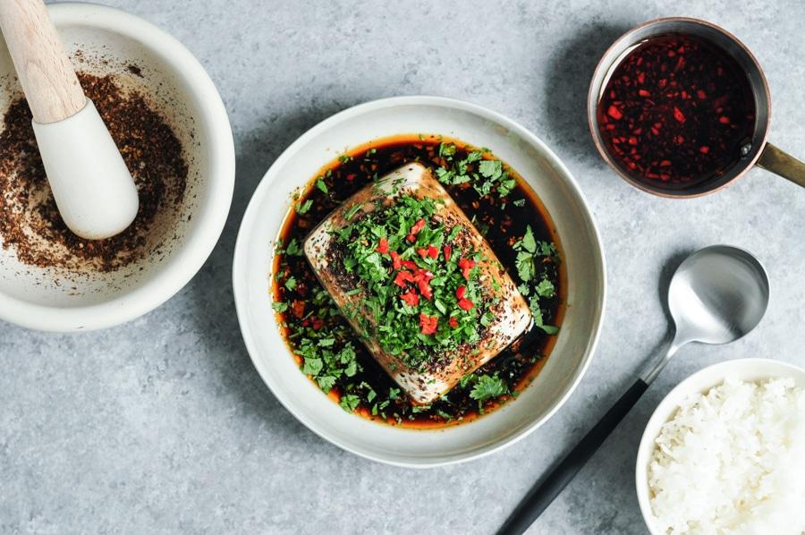 steamed tofu 7