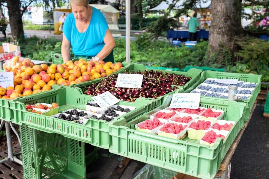 zurich farmers market