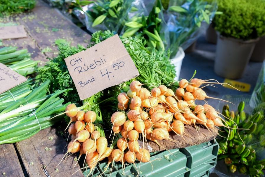 parisian carrots