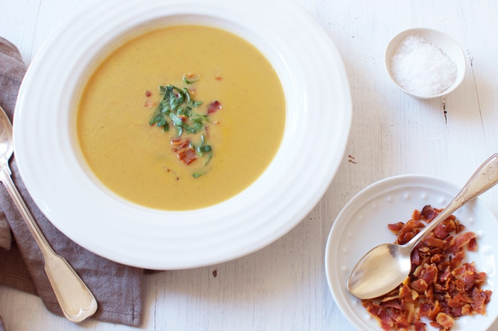 Chestnut puree soup recipes