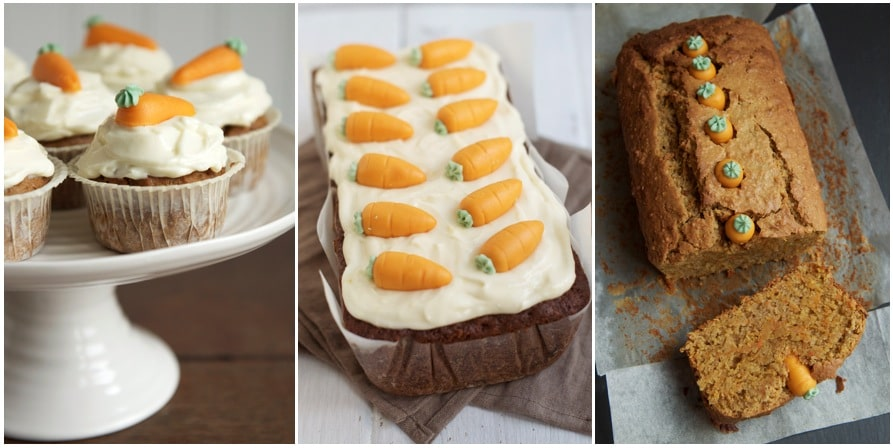 Carrot Cake By Rachel Allen