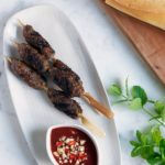 chargrilled lemongrass beef