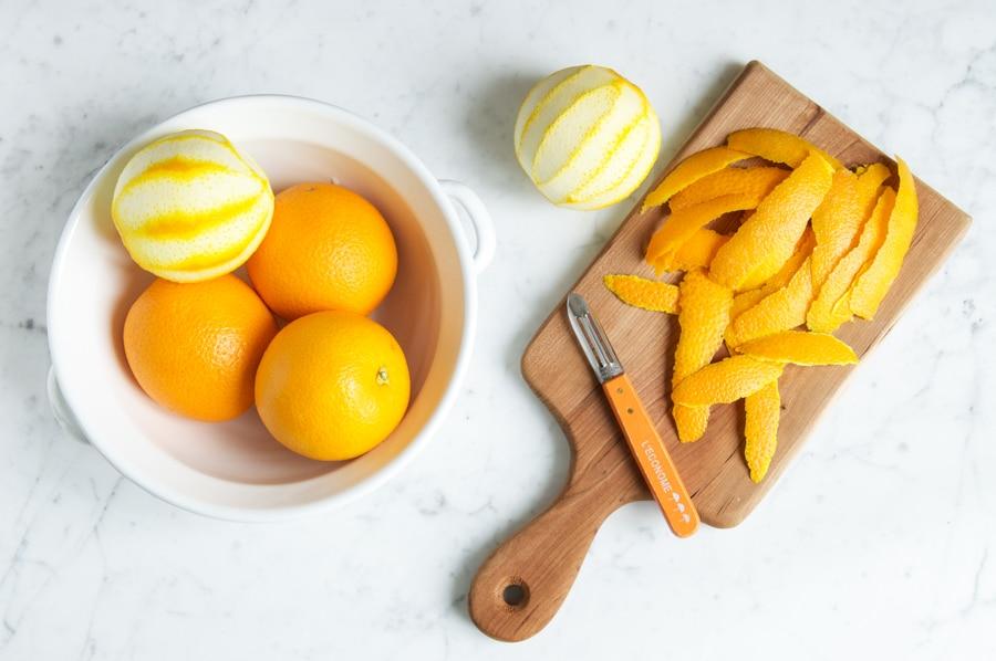 orange ginger marmalade