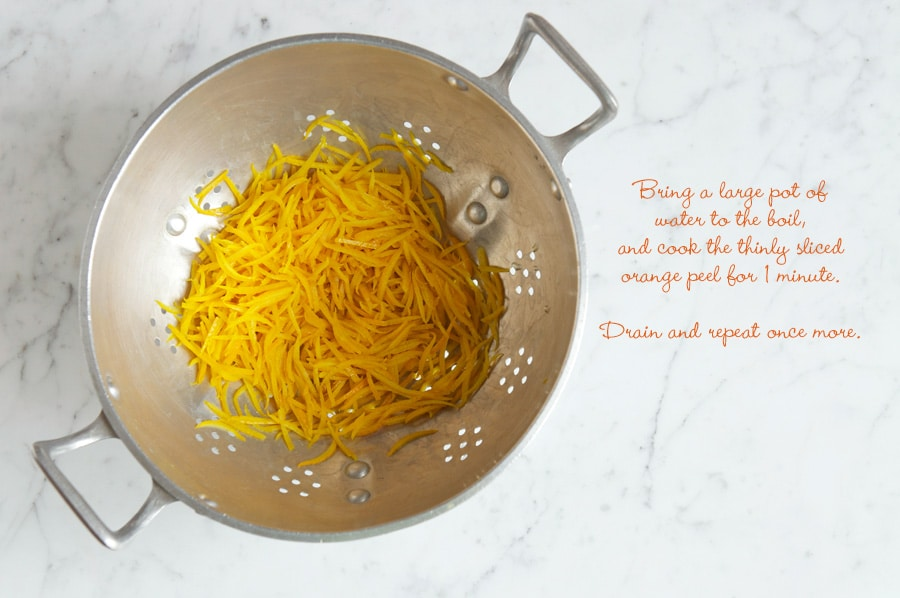 how to make orange marmalade