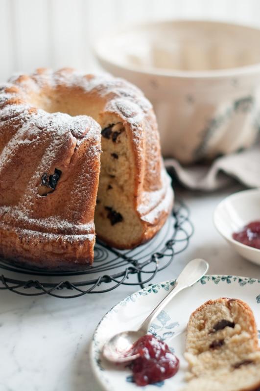 Kugelhopf Cake Recipe