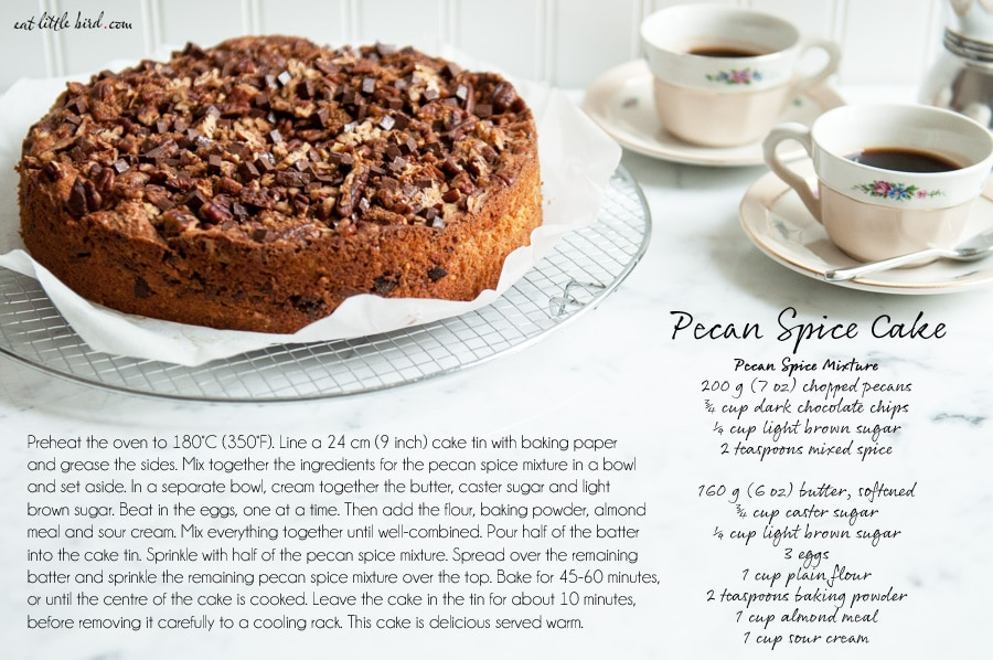 Stack Cooker Cake