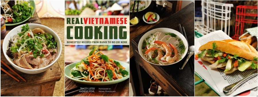 Real Vietnamese Cooking - Interview & Cookbook Giveaway – Eat, Little Bird