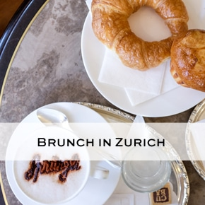 zurich restaurant guide