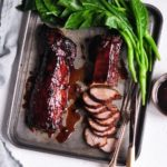 chinese barbecue pork char siu pork