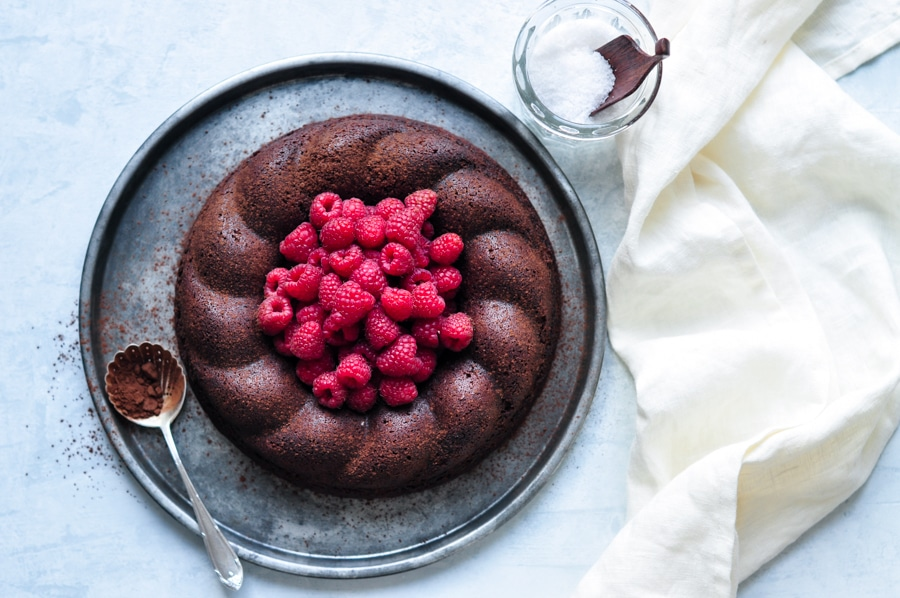 salted butter chocolate cake mimi thorisson