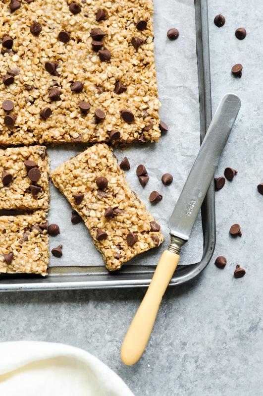 5 ingredient granola bars