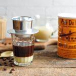 vietnamese coffee cafe du monde