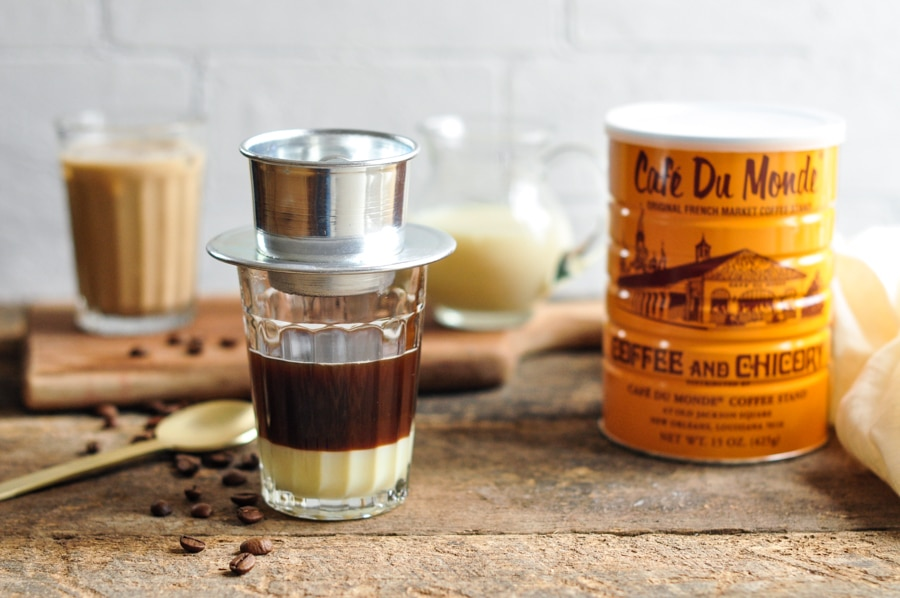 Cafe Du Monde Vietnamese Coffee Recipe