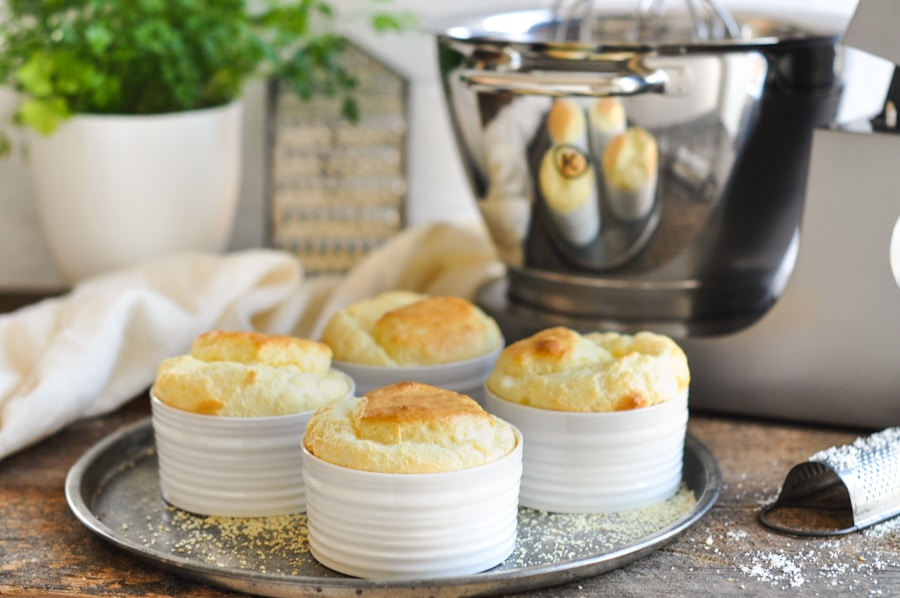 cheese souffle sophie conran kenwood chef