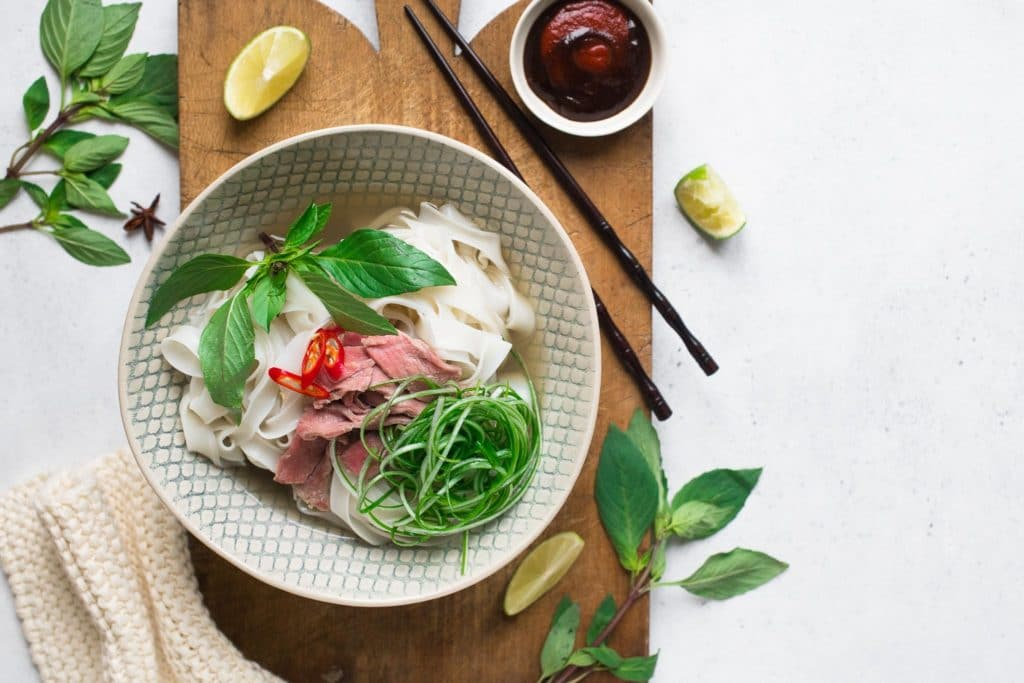 Beef Pho Noodle Soup - classic and authentic recipe | Eat